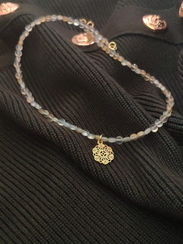 CITRINE NECKLACE - THE ENERGY OF THE WORLD OF STONES